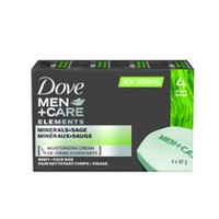 Dove Men +Care®  Minerals and Sage Bar Soap 360g