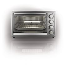 Black & Decker Rotisserie Convection Countertop Toaster Oven