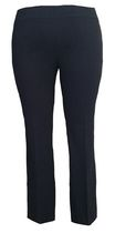 George Plus Women's Pull On Comfort Bengaline Bootcut Dress Pant 22W