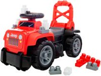 Mega Bloks Jeep 3-in-1 Ride-On