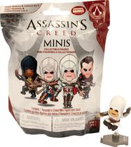 Assassin's Creed Minis Assorted Collectible Figurines