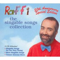 Raffi - The Singable Songs Collection (3CD)