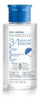 Solution micellaire 3 en 1