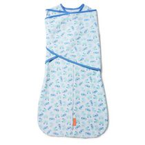 Summer Infant SwaddleMe Arms Free Convertible Swaddle Wrap 1 pk - STAGE 2 - Lil Off Roader