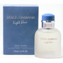 Fragrance Light Blue de Dolce & Gabanna pour hommes