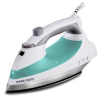 Black & Decker Light 'N Easy iron