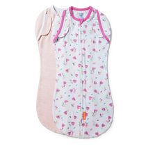 Summer Infant SwaddleMe Arms Free Convertible POD 2 pk - STAGE 2 - Magic Marker