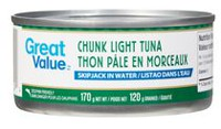 Great Value Chunk Light Tuna