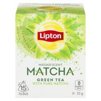 Lipton  Green Tea with Pure Matcha Tea