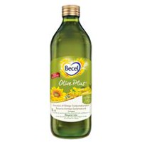 Becel® 3 oil blend: canola oil, extra virgin olive oil and mid-oleic sunflower oil Oil 1L