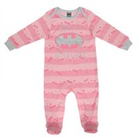 Batgirl Babies Girls' Footed Sleeper 18-24 months