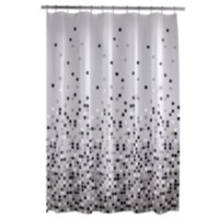 Mainstays Matrix PEVA Shower Curtain