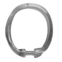 Mainstays Plastic Shower Curtain Rings