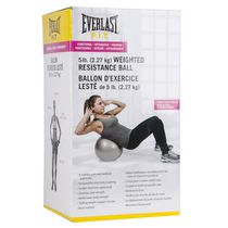 Everlast 5 lb (2.27 kg) Weighted Resistance Ball
