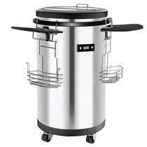 Frigidaire Stainless Steel Party Coolers