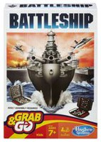 Hasbro Gaming Battleship Grab & Go Game