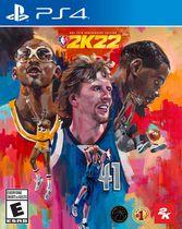 NBA 2K22 75th Anniversary - PS4