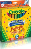 Crayola Ultra-Clean Washable Stamper Markers