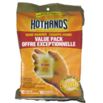 HotHands Hand Warmer 10-Pair Value Pack