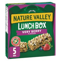 Nature Valley Lunchbox Berry Flavour Granola Bars