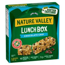 Nature Valley Lunchbox Chocolate Chip Granola Bars