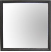 Shermag Monet Mirror - Cocoa Finish