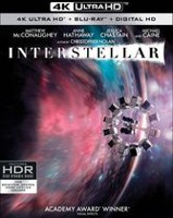 Interstellar (4K Ultra HD) (Bilingual)