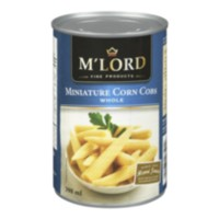 M'Lord Miniature Corn Cob, 398 ml