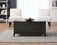 hometrends 2-Drawers Coffee Table