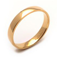 Rex Rings Ladies' 10 KT Yellow Gold Wedding Band 6