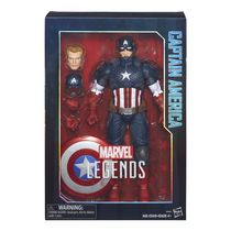 Marvel Legends Series 12-inch Captain America Action Figure