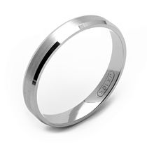Rex Rings Ladies' 10 Kt White Gold Wedding Band 8