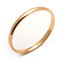 Rex Rings Men's 10 KT Yellow Gold Wedding Band 10.5