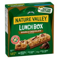 Nature Valley Double Chocolate Flavour Lunch Box Granola Bars