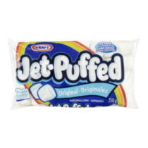 Jet Puffed Guimauves blanches