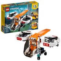 f24efb808b2 LEGO Creator 3in1 Drone Explorer 31071 Building Kit (109 Piece)