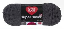 Red Heart E300 Supersaver Yarn Charcoal