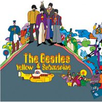 The Beatles - Yellow Submarine (Vinyl)