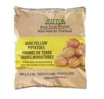 Your Fresh Market Mini Yellow Potatoes