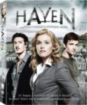 Haven - Season 1 DVD