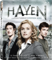 Haven - Season 1 sur Blu-Ray