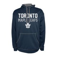 NHL Men's Toronto Maple Leafs Impact Fleece Pullover Hoodie L