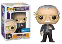 Funko POP! Marvel: Guardians of the Galaxy - Stan Lee Cameo Vinyl Figure (Walmart Exclusive)