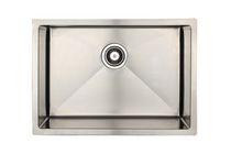 Eviers Asil Sinks Handmade 25-Inch Stainless Steel 18 Gauge Single Basin Kitchen Sink