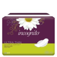 ncognito® Ultra Thin Invisible™ Contact™ Regular with tabs 36s