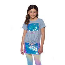 Girls Mini Pop Kids Pink Dream Skirt