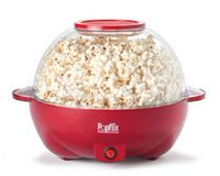 Popflix™ Cinema-Style Dome Popcorn Popper