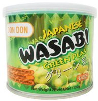 Don Don Japanese Wasabi Green Peas