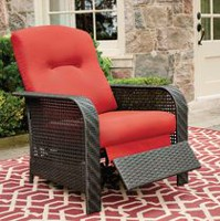 Hometrends Tuscany Recliner Chair Walmart Canada