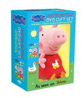 Peppa Pig - The Golden Boots DVD Gift Set
